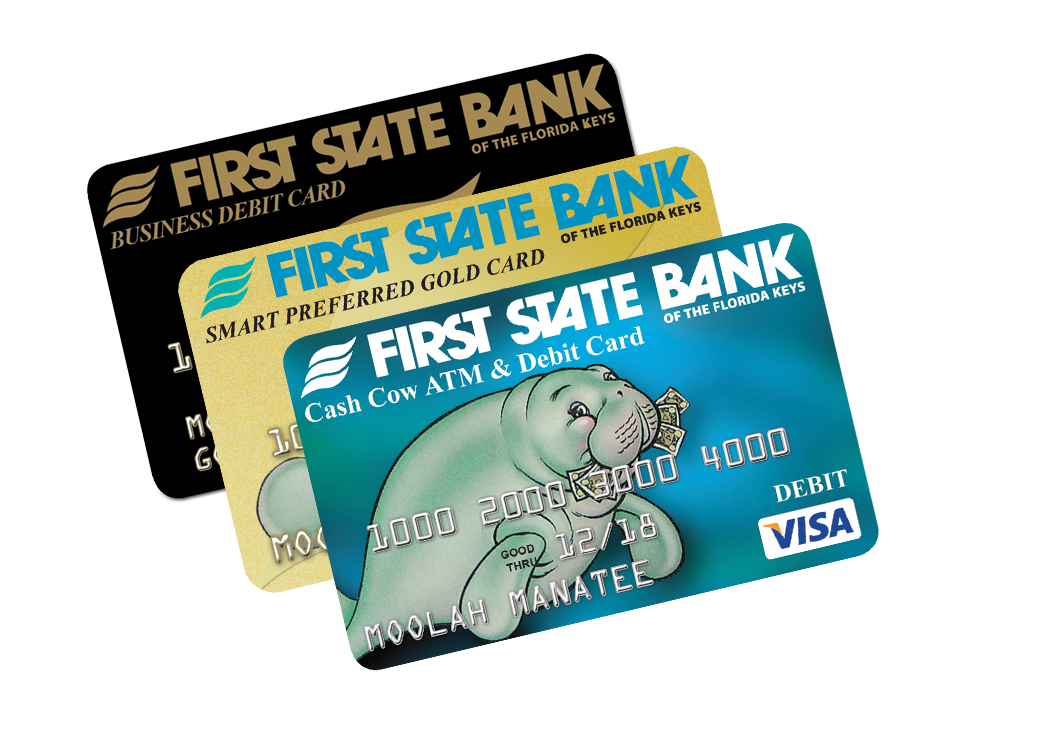 Outstanding State Bank Business Debit Card Images - Business Card ...