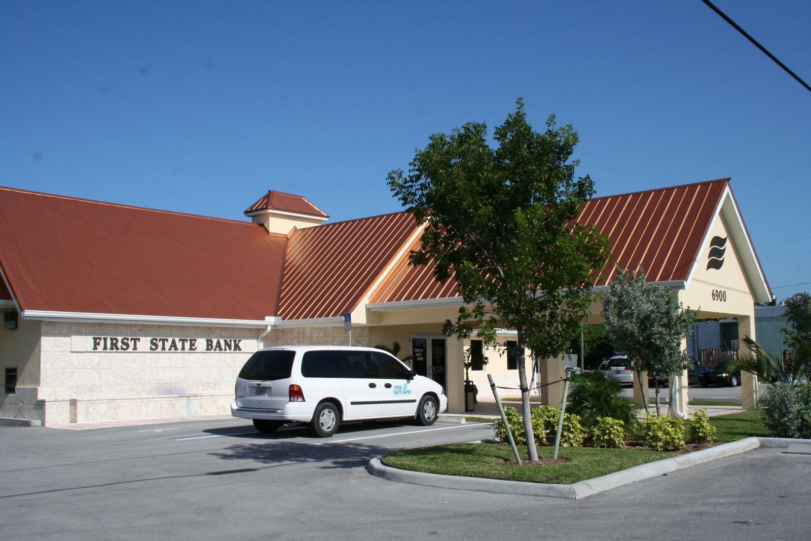 Marathon Office First State Bank Of Florida Keys