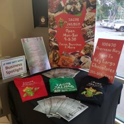 Business Spotlight Upper Keys - Tacos Jalisco